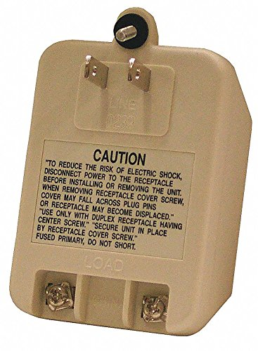 ALTRONIX Plug-in Transformer, Wall Mount Style, 16.5VAC Output Voltage, 115VAC Input Voltage, 40 VA Rating