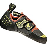 La Sportiva Oxygym Climbing Shoe - Men's Carbon/Sulphur 42