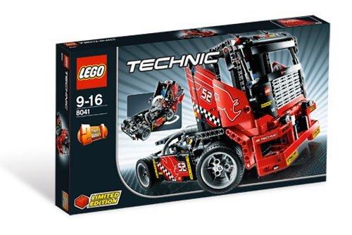 LEGO Technic 8041 – Renn