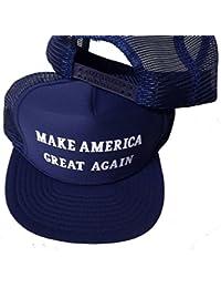 MAGA Make America Great Again Vintage Trucker Mesh Hat Baseball Cap Donald Trump