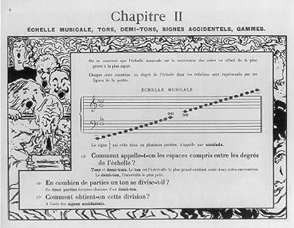 Amazon.com: Photo: Musical Manual, Claude Terrasse, Petit ...