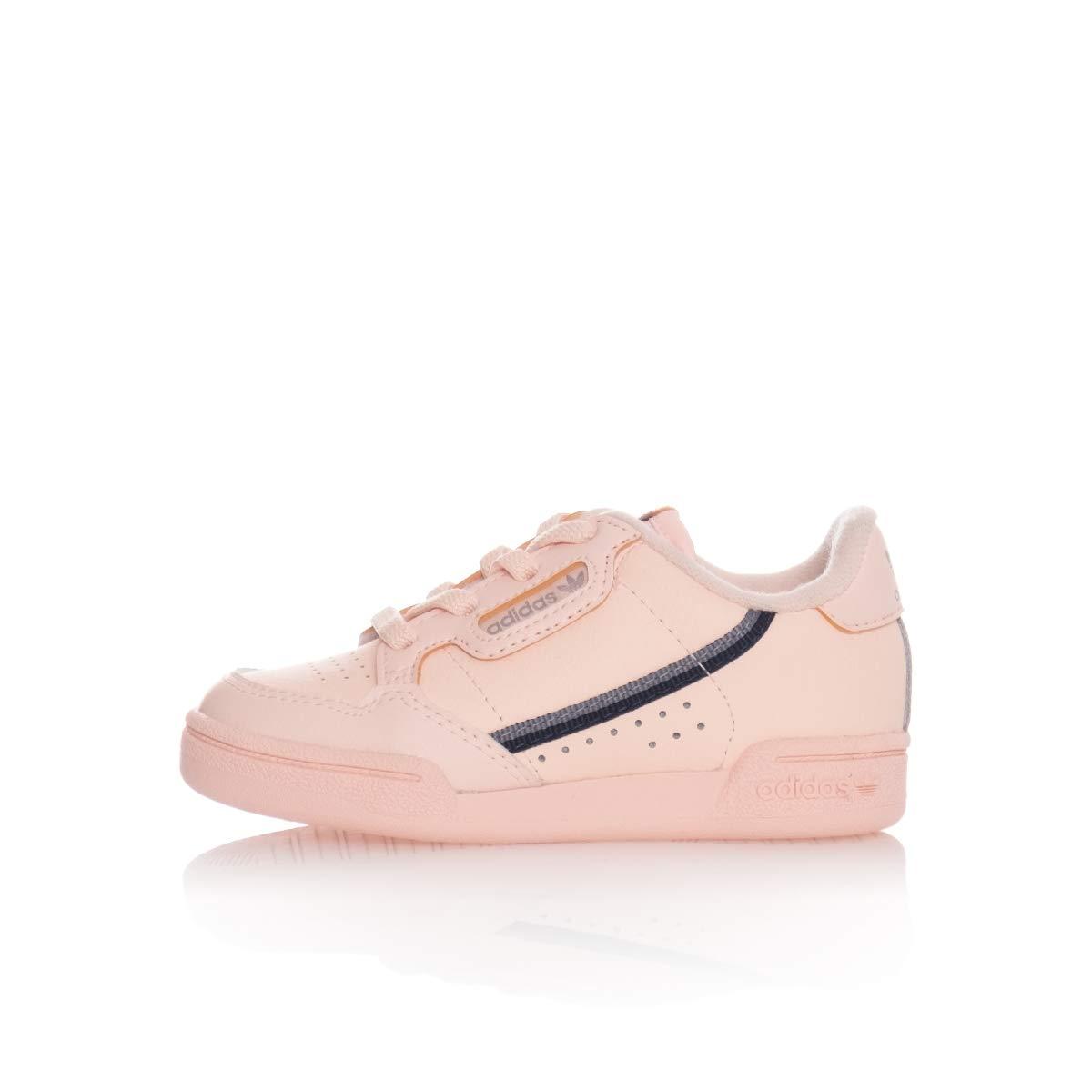 adidas Scarpe Continental 80 J Bianco 38 23: Amazon.it
