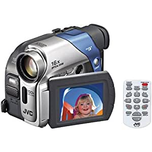 amazon com jvc gr d72 minidv digital camcorder w 16x optical zoom rh amazon com JVC Camcorder JVC Camcorder