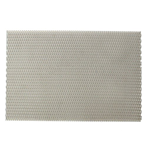 Titanium Metal Grade Mesh Perforated Diamond Holes plate expanded 300x200x1mm - Expanded Metal Mesh