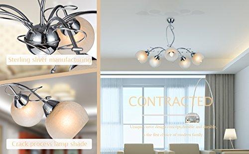 Lampadari moderni lampadario sospensione design lampadario 5 luci