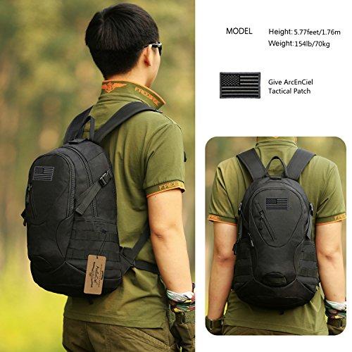 2f15aafb88e ArcEnCiel Men Tactical Bags Men Travel Bags Ultralight Hunting Range ...
