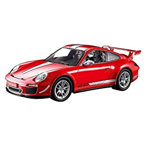 Braha Porsche 911 GT3 1:24 R/C Car Red