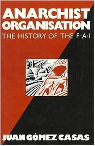 Anarchist Organization: Casas, Juan: 9780920057384: Amazon.com: Books