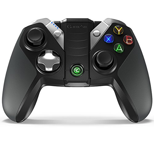 GameSir G4s Bluetooth Wireless Gaming Controller for Android/Windows/VR (Ps4 Remote Play Windows 7 32 Bit)