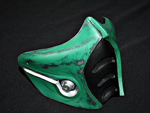 Custom Halloween Costume Cosplay BB Gun Mortal Kombat Airsoft Mask Sub Zero MA143 am