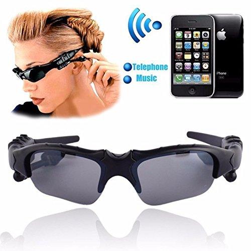 TKSTAR Wireless Bluetooth SunGlasses Headset Headphones Handfree for iphone +Sport Glasses/Eyewear MP3 for Samsung HTCfor Men Women