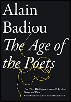 The Age Of The Poets: And Other Writings On Twentieth-century Poetry And Prose por Bruno Bosteels Gratis