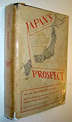 Japan's Prospect (Harvard East Asian monographs)