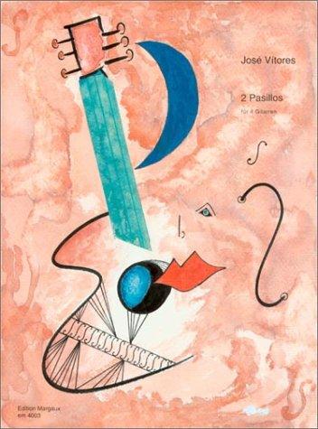 Descargar Libro 2 Pasillos: Fur 4 Gitarren Jose Vitores