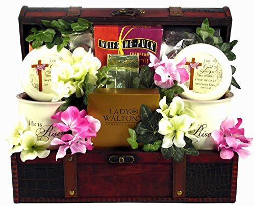 Christian Gourmet! Christian Coffee and Cookie Gift Basket
