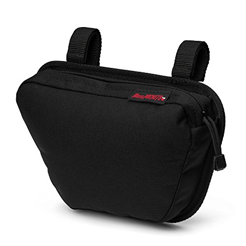 adventurePOCKETS Moto Pockets T-Bar Bag (Black)