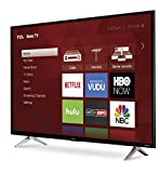 TCL 43S305 43-Inch 1080p Roku Smart LED TV (Certified Refurbished)