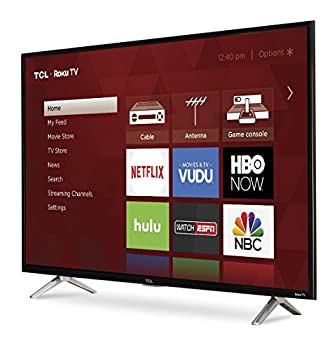 Tcl 43s305 43-inch 1080p Roku Smart Led Tv (2017 Model) 1