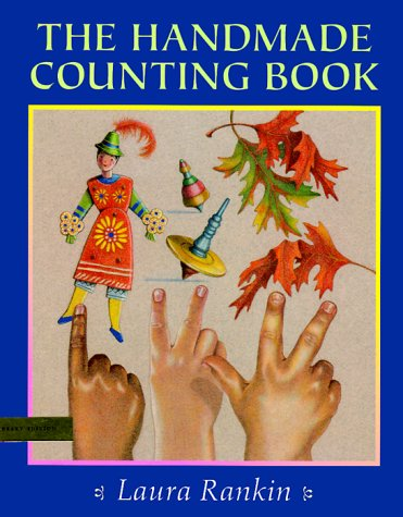 The Handmade Counting Book: Library Edition