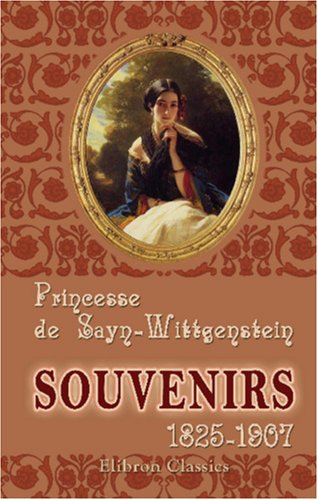 Souvenirs: 1825-1907 (French Edition) ebook