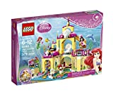 Little Mermaid Vanity LEGO Disney Princess Ariel's Undersea Palace