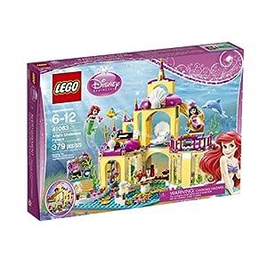LEGO Disney Princess Ariel's Undersea Palace - 51MERfS15UL - LEGO Disney Princess Ariel's Undersea Palace