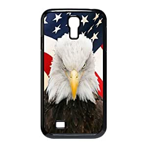 Bald Eagle The Unique Printing Art Custom Phone Case for SamSung Galaxy S4 I9500,diy cover case ygtg578032