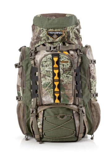 Tenzing 6000 Back Country Hunting and Hiking Pack with Rain Fly