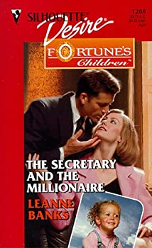 The Secretary and the Millionaire 0373762089 Book Cover