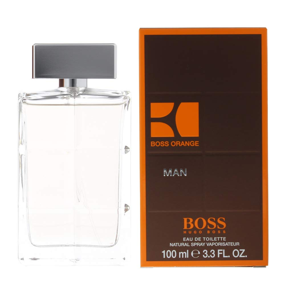 11ce04d8d Boss Orange Man Eau de Toilette Spray Hugo Boss 100 ml: Amazon.co.uk: Beauty