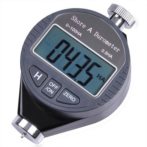 MegaBrand Shore A Durometer Scale Digital Hardness Tester
