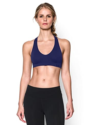 Under Armour Women's Seamless Plunge Bra