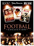 Football Collection (Radio / Jerry Maguire / Rudy) DVD Box Set