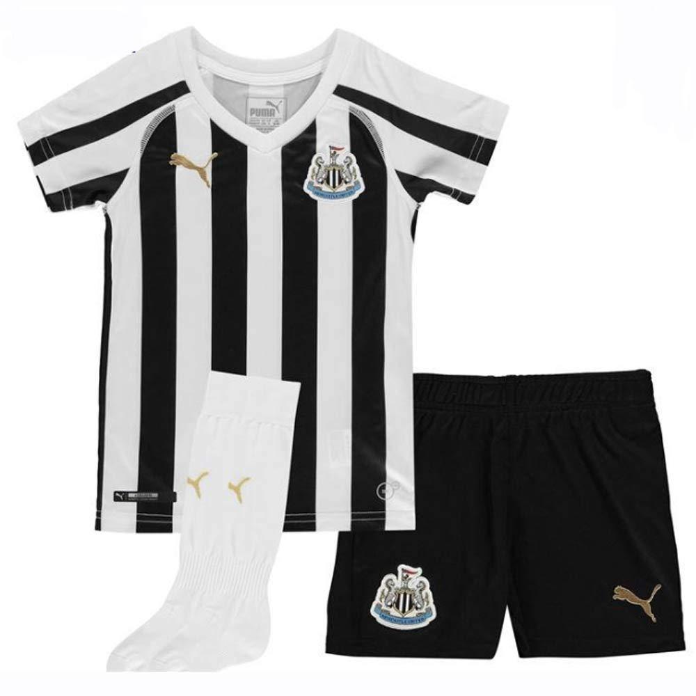15bce5c38 Puma Newcastle United Home 2018 19 Football Mini Kit  Amazon.co.uk ...