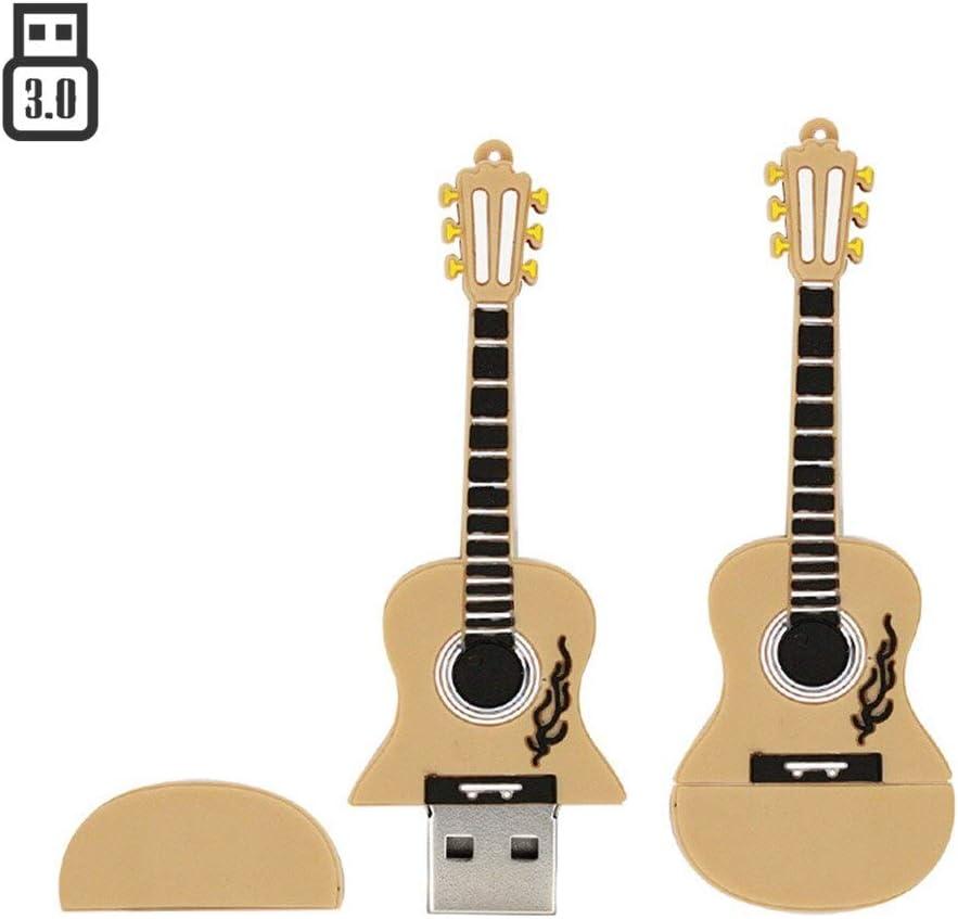 8GB Modelo de Guitarra Unidad Flash USB 3.0 Pen Drive Memoria USB Pendrive Memoria USB Stick Jump Drive Tamaño Compacto Disco Flash USB Unidad USB Stick USB 3.0: Amazon.es: Electrónica