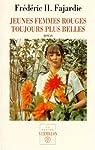 Jeunes femmes rouges toujours plus belles par Frédéric H. Fajardie