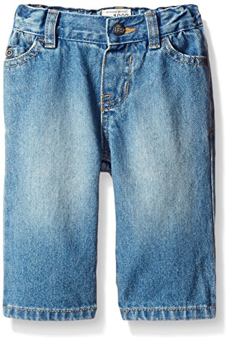 The Children#039s Place Little Boys and Toddler Bootcut Jean Light Stone 3T