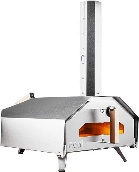 Ooni Pro Horno Para Pizzas, Horno Portatil, Horno Pizza, Horno Camping, Horno de Pizza: Amazon.es: Hogar