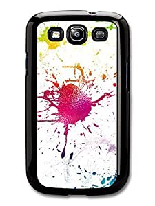 AMAF ? Accessories Colour Spot Glass case for Samsung Galaxy S3