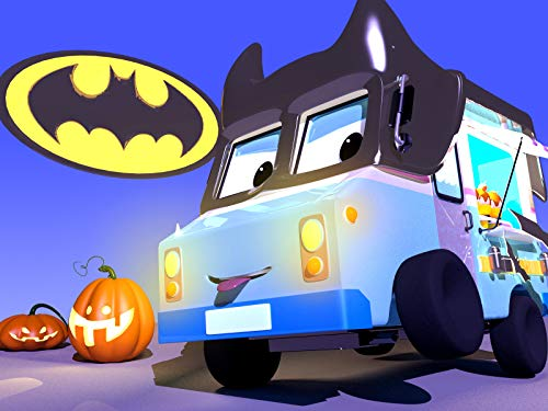 Halloween in Tiny Town/The Race Track/The Playground/Let's play Tennis !