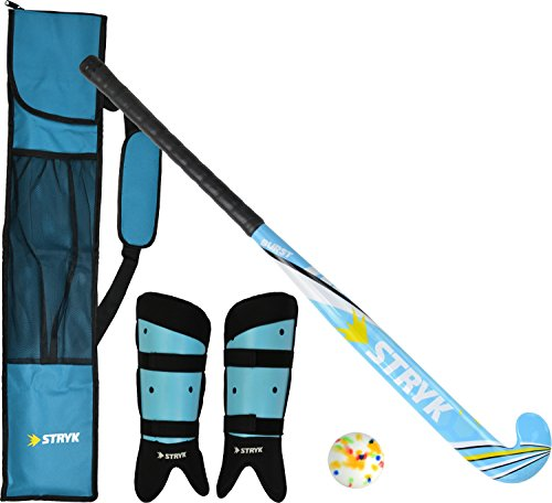 - STRYK Burst Beginner Field Hockey Stick Package