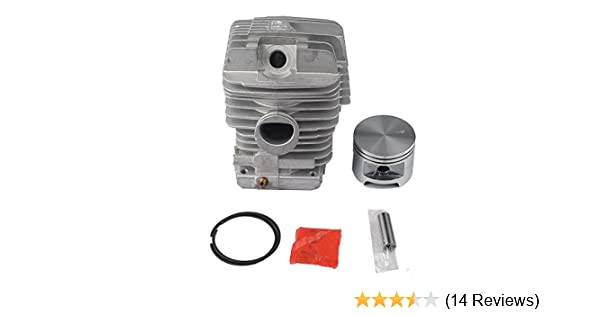 HIPA 49mm Big Bore Cylinder Piston Kits Assy for STIHL MS390 MS290 MS310  029 039 Chainsaw Pin (10 x 32) Circlip Ring