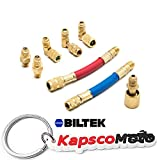 KapscoMoto Air Conditioning Charge Equipment