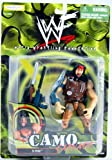 WWF - X-Pac - Camo Carnage - figure and accessories - Mint - New