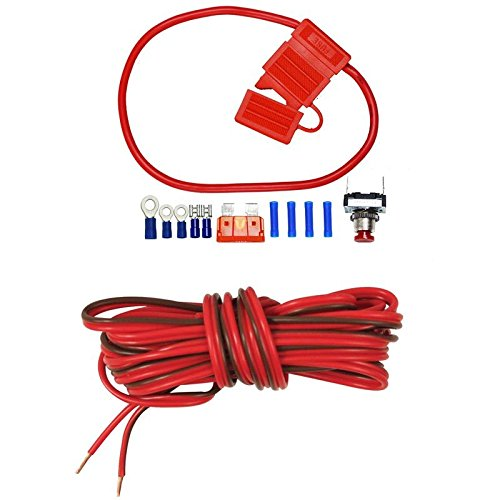 NRS Pierce Cattle Siren Wiring Kit