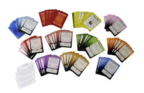 EFG - Chemistry: An Atom Building Card Game