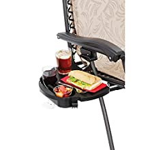 Camco 51834 Zero Gravity Chair Tray and Cup Holder