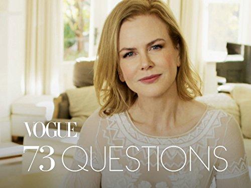 73 Questions With Nicole Kidman (Farm Urban)