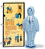 Voodoo Lou's Office Voodoo Kit: Take Charge of Your Career -- With Voodoo! Includes Corporate Voodoo Doll and Executive Spellbook