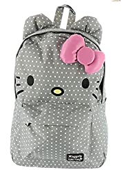 Hello Kitty Backpack: Dots